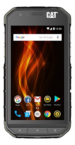 CAT S31 4G 16GB Black - smartphones (11.9 cm (4.7'), 2 GB, 16 GB, 8 MP, Android, Black)