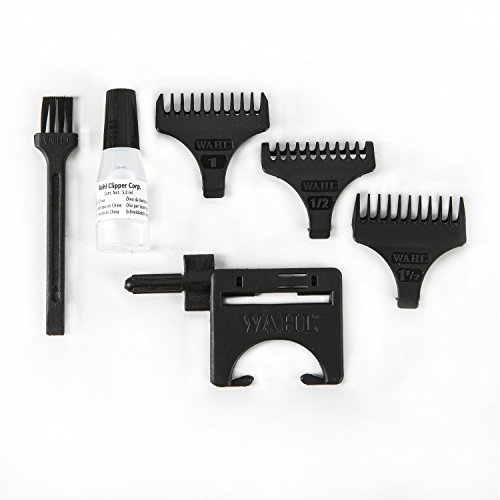 Wahl Professional 5-Star Hero Corded T Blade Trimmer #8991 – Great for Barbers...