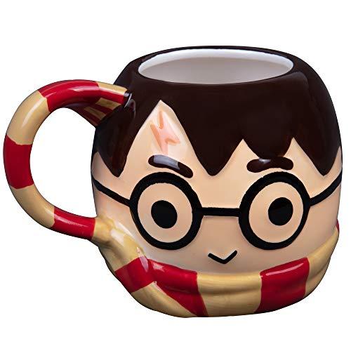 Harry Potter Figural Coffee Mug