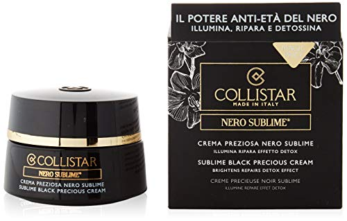 Collistar Crema Preziosa Nero Sublime Per Viso - 50 ml.