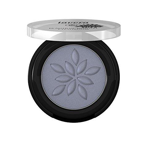 lavera Lidschatten Beautiful Mineral Eyeshadow ∙ Farbe Midnight Blue blau ∙ farbbrilliant & langanhaltend ∙ Natural & innovative Make up ✔ Bio Pflanzenwirkstoffe ✔ Naturkosmetik ✔ Augen Kosmetik 1er Pack (1 x 2 g)