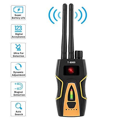 B&H-ERX Detector de señal de RF inalámbrico Anti-espía...