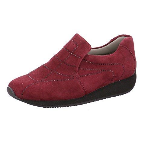 Ara Damen Slipper Gil Größe 41 Rot (rot)
