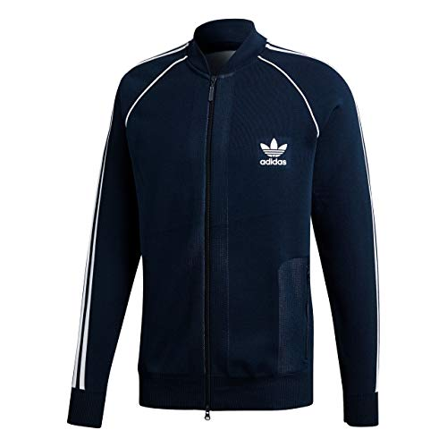 Adidas DH5755 Giacche Uomo Blu M