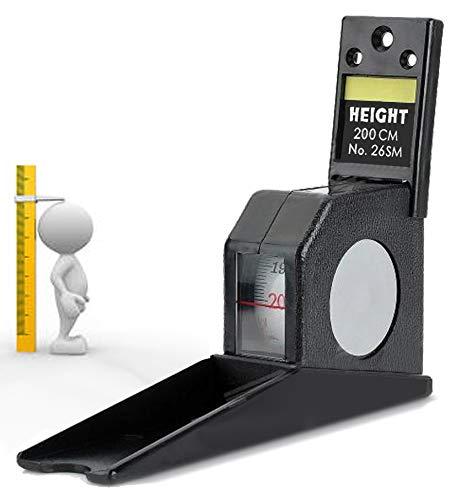 Gadget Hero's Height Measuring Scale Tape Measure Stature...