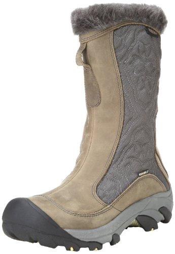 Hot Sale KEEN Women's Betty II Snow Boot,Magnet/Custard,7 M US