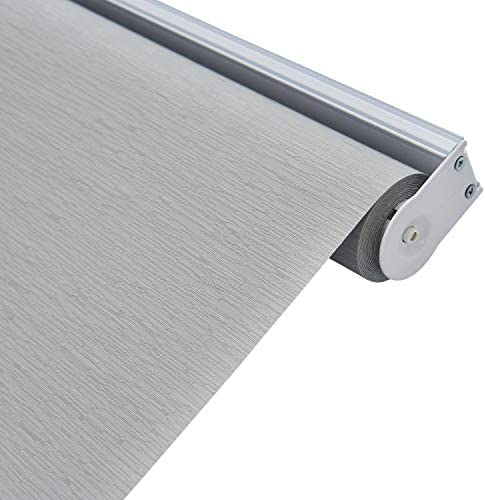 ALLBRIGHT Cordless Spring System Roller Shades with UV Protection Thermal Roller Blinds Darkening product image