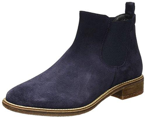 Sioux Damen Horatia Chelsea Boots, Blau (Night), 38 EU ( 5 UK)