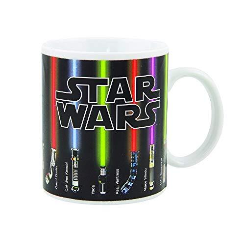 Star Wars-Becher, die Farben ändern - Star Wars Lichtschwert Tasse, mit dem die Farbe wechselt auf Kontaktwärme mehrfarbig by DURSHANI