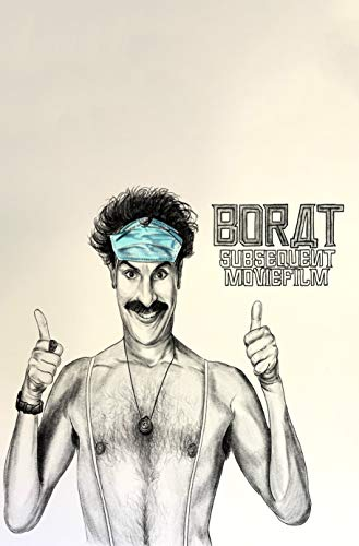 Borat Subsequent Moviefilm: Screenplay (English Edition)