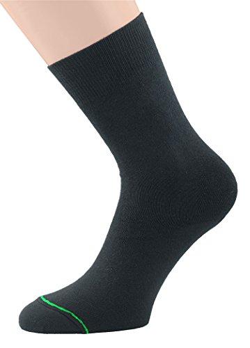 1000 Mile Original Socken Schwarz M