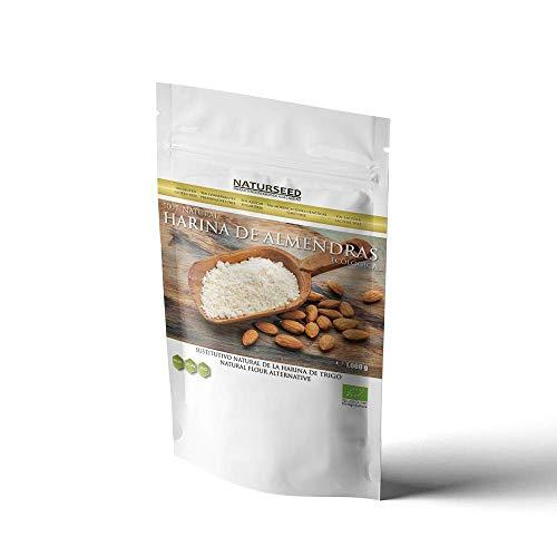 NATURSEED - Harina de Almendras Española - Alta en Proteina