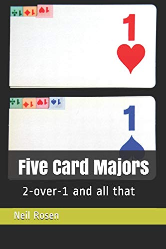 Five Card Majors: 2-over-1 and all that