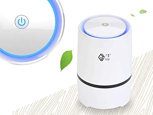 Great Deal! Air Purifier, Air Cleaner Ionizer with HEPA Filter, Quiet in Bedroom, Odor Allergies Eli...