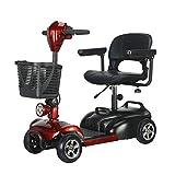 Elektromobil'Vita Care 500', Lithium-Akku, 4 kg, Seniorenmobil Senioren-Scooter ohne Führerschein 6km/h 300 Watt Roller