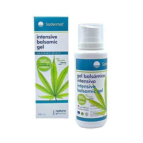 Gel crema muscular con Cannabis para dolores musculares , espalda, hombro, rodilla, lumbalgia , tendinitis fórmula antiinflamatoria con aceite de semilla cañamo