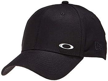Oakley Men s Tinfoil Cap Black Medium/Large