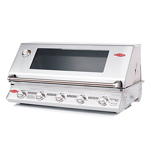 BeefEater 12850S Signature Premium Stainless Steel 5 Burner Built-in Gas Grill