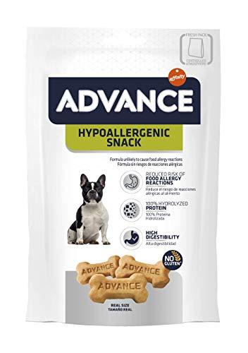ADVANCE hypoaller Genic cani Snack, confezione da (3X 150G)