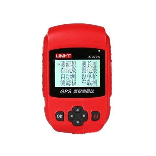 Uni-T 1Set Rot-Schwarz ut379a GPS Land Bereich Messgerät