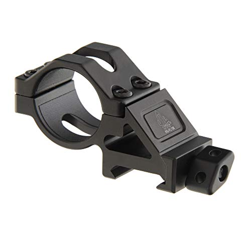 UTG Angled Offset Low Profile Ring Mount for Light Devices