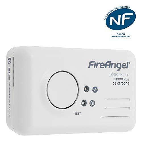 petit un compact FIREANGEL – Détecteur CONF autonome FIREANGEL 7 ans