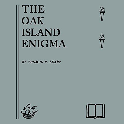 The Oak Island Enigma audiobook cover art