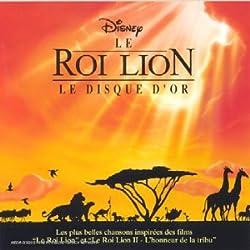 Le Roi Lion 2-Le Disque d'or (Bof)