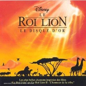 Le Roi Lion 2 - Le Disque D\'Or (Bof) [Import anglais]