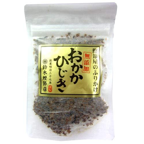 鈴木鰹節店 おかかひじき 4袋