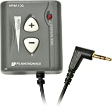 Plantronics Mobile Headset Amplifier with 2.5mm Plug (Discontinued by Manufacturer)