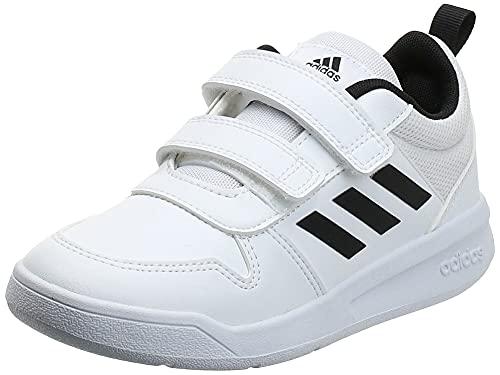 adidas TENSAUR C, Zapatillas de Running Unisex niños, FTWBLA/NEGBÁS/FTWBLA, 40 EU
