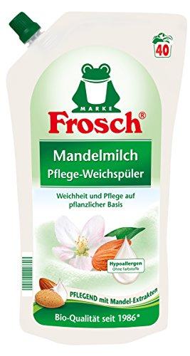 Frosch Mandelmilch Weichspüler, 2er Pack (2 x 1 l)