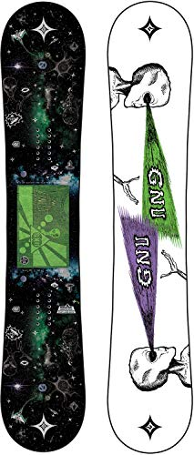 Gnu The Finest C2 Snowboard 2020-157cm