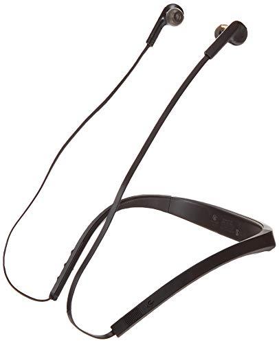 Jabra Halo Smart Wireless Bluetooth Headset, Black/Silver