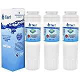 Tier1 Replacement for Maytag UKF8001, EDR4RXD1, PUR, Jenn-Air, Puriclean II, 469006, 469005 Refrigerator Water Filter 3 Pack