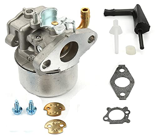 Carburetor Carb Replaces for Troy-Bilt Generator 3550 5250 Watt 030248 030378 01924 215369 Pressure Washer 01904 020209 275160 with Briggs and Stratton 030926FD ybsxs2061 OHV Engine 120312 Series -  Owigift