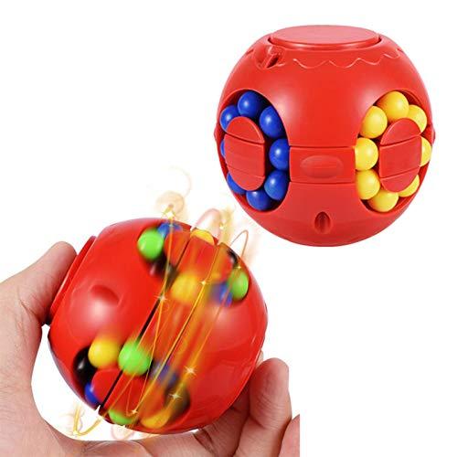 Gyro Spinner Toy, EDC ADHD Anxiety Focus Cojinete De Cobre Spinner Toy, Descompresión Superior Juguetes Educativos Para Niños, Fiesta De Cumpleaños De Navidad Favores Regalos Para Niños Adultos