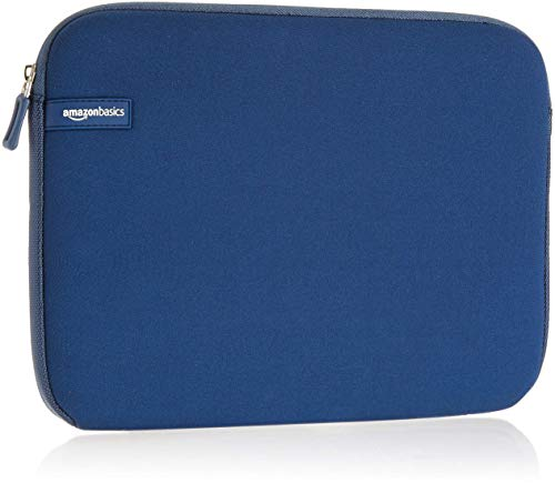 Amazon Basics, custodia per laptop, 11,6 pollici, marina