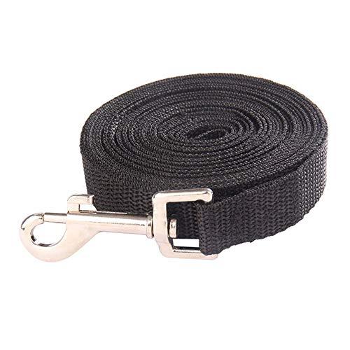 Llyzz hondenriem van nylon voor honden, 5 kleuren, voor training, voor katten, honden, servies, halsband