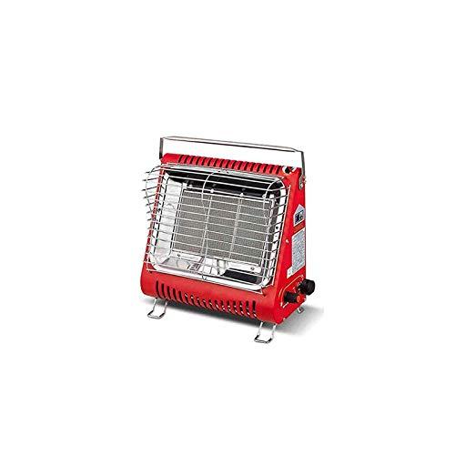 SZHWLKJ Calentador de Gas Portátil Interior y al Aire Libre Estufa de calefactores multifunción Calentadores de Temperatura Ajustables