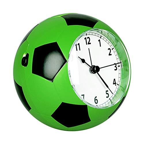 Reloj Despertador analógico Reloj de cabecera Relo Reloj Despertador silencioso, Reloj de cabecera, Reloj Despertador Personalizado, Reloj, Estudiantes de niños, Hombres y Mujeres Reloj pequeño súper