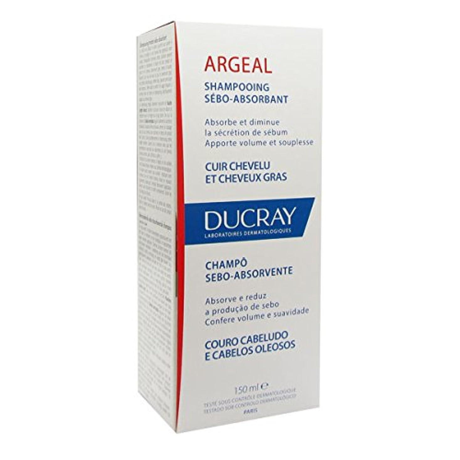 上に築きます強化大きなスケールで見るとDucray Argeal Sebum-absorbing Treatment 150ml [並行輸入品]