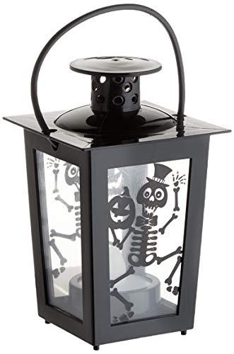 Rubies – mini-lantaarn met kaars, meerkleurig, één maat (S4385)