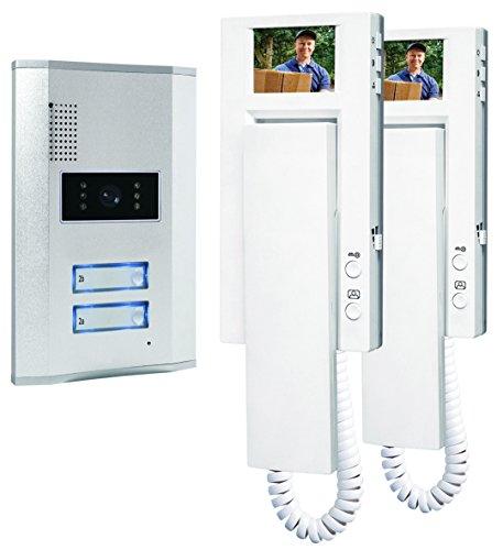 Smartwares video-deurintercom 2-gezins video-deurintercom