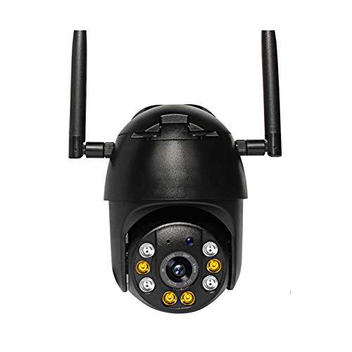 N \ A Cámara de Seguridad inalámbrica para Exteriores, cámara HD 1080P, con detección de Movimiento, Acceso Remoto, visión Nocturna, IP66 a Prueba de Agua, Funciones de Audio bidireccional
