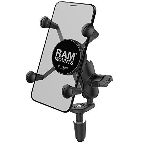 Ram Mounts UNPKD RAM STEM Mount Short ARM & RAM X-Grip, RAM-B-176-A-UN7U (ARM & RAM X-Grip)