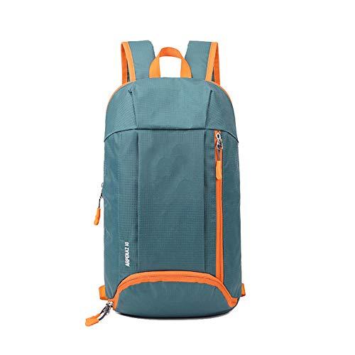 GBYN Outdoor-Rucksack Rucksäcke für Männer und Frauen, kleine Taschen Freizeit Sporttaschen Reisetaschen, kleine Schultaschen Jungen Reiserucksäcke-Light green