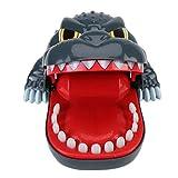 Dinosauro dentista morso dito giocattolo divertente Tricky giocattolo da tavolo gioco divertente interattivo per bambini giocattoli della famiglia favore di compleanno regalo di Natale