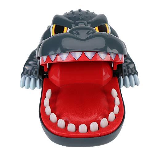 Dinosaurio Mordedura de dentista Juguete Dedo Gracioso Difícil Juguete Mesa Juego Interactivo...